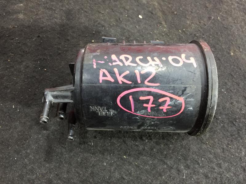 Фильтр паров топлива Nissan March AK12 CR12DE 2004 (б/у)