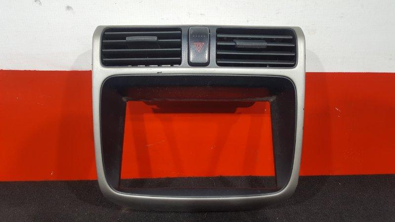 Рамка магнитолы Honda Cr-V RD5 K20A 2004 (б/у)