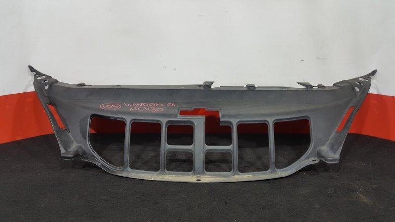 Дефлектор радиатора Toyota Windom MCV30 1MZ 2001 (б/у)
