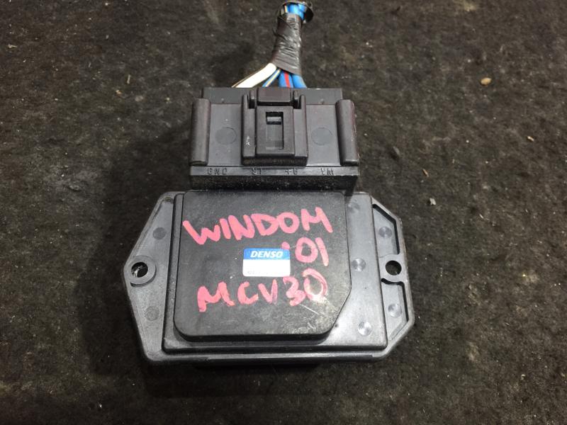 Реостат печки Toyota Windom MCV30 1MZ 2001 (б/у)