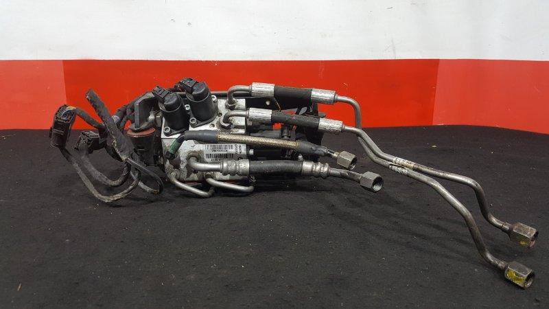 Блок управления подвеской Bmw 7-Series E65 N62B48B 2007 VB675870408, 48051513H (б/у)