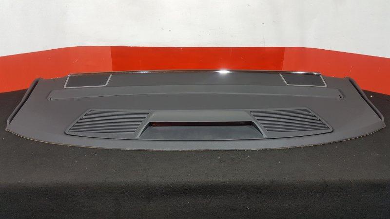 Полка багажника Bmw 7-Series E65 N62B48B 2007 задняя С электрической шторкой. (б/у)