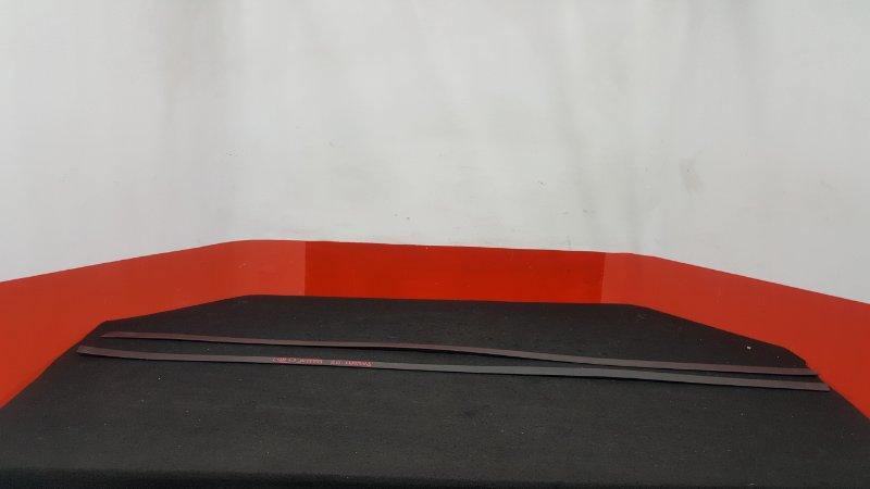 Молдинг крыши Volkswagen Passat 3B6 AMX 2002 3B9853702E Цена за пару (б/у)