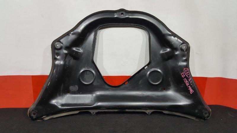 Защита двигателя Bmw 7-Series E65 N62B48B 2007 6769462 Металлическая. (б/у)