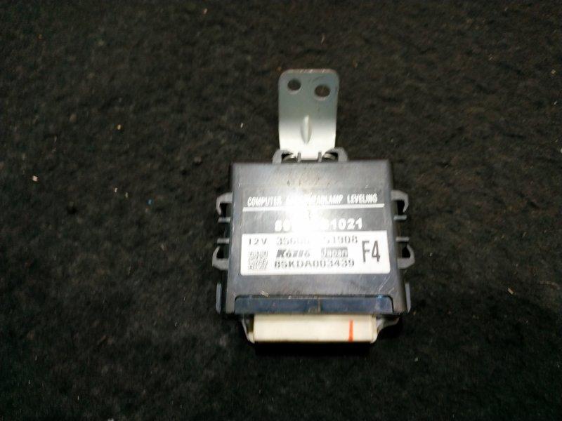 Блок управления светом Toyota Bb QNC25 2008 89960-B1021 / 35600-51908 8 ящик (б/у)
