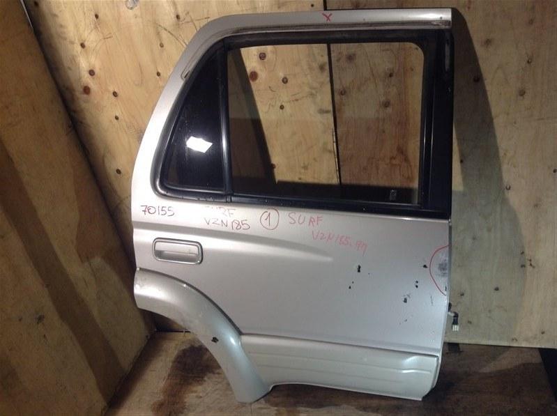 Дверь боковая Toyota Hilux Surf RZN180 5VZ 1997 задняя правая 70155 (+20.05.20) Потертости (см. фото). 7В (б/у)
