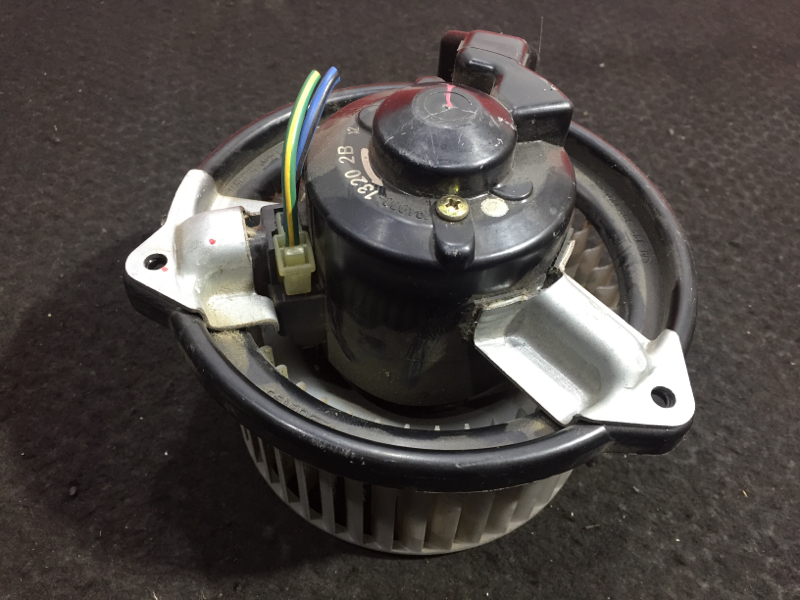 Мотор печки Honda Odyssey RA6 F23A 2002 задний (б/у)