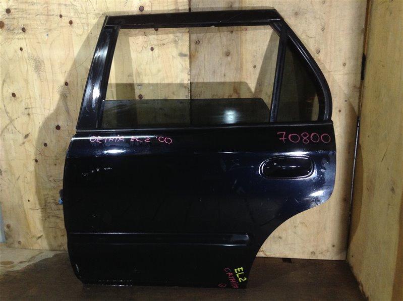 Дверь боковая Honda Orthia EL1 2000 задняя левая 70800 (+29.04.20) 7В (б/у)