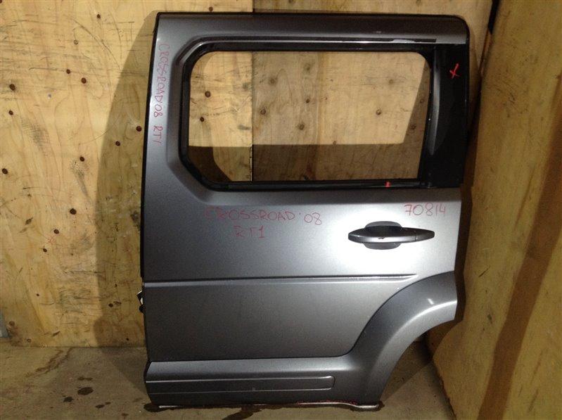 Дверь боковая Honda Crossroad RT1 2008 задняя левая 70814 (+29.04.20) 9В (б/у)