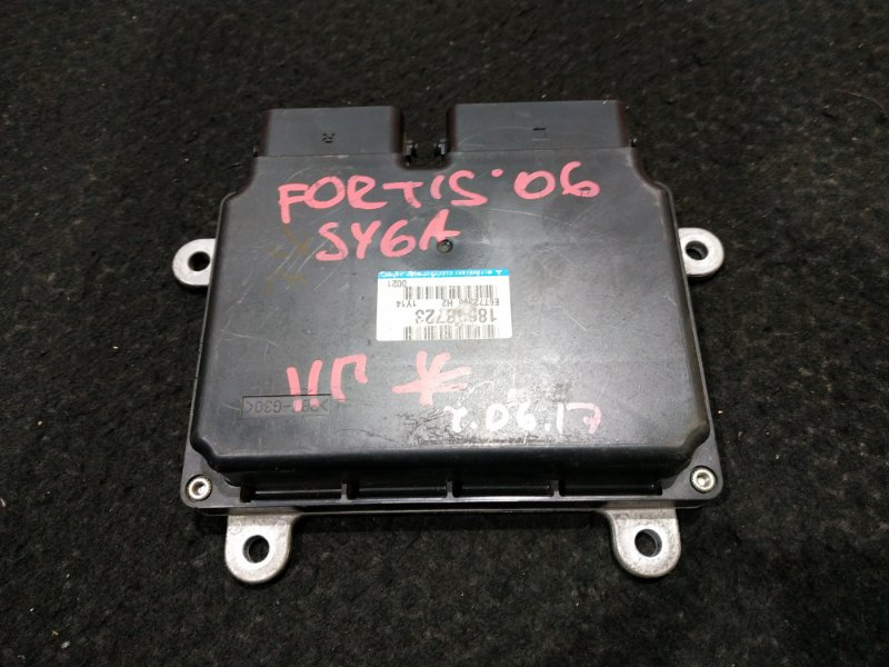 Блок электронный Mitsubishi Galant Fortis CY6A 2006 1860B723 11 ящик (б/у)