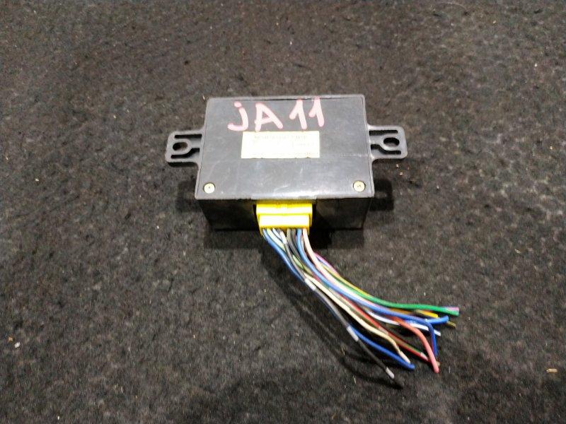 Блок электронный Suzuki Jimny JA11 1990 11 ящик (б/у)