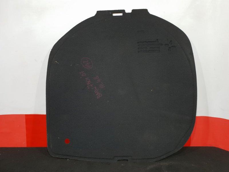 Панель пола багажника Bmw 7-Series E65 N62B48B 2007 (б/у)