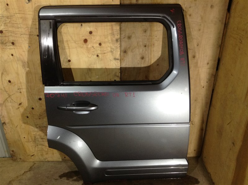 Дверь боковая Honda Crossroad RT1 2008 задняя правая 70741 (+29.04.20) 2В (б/у)