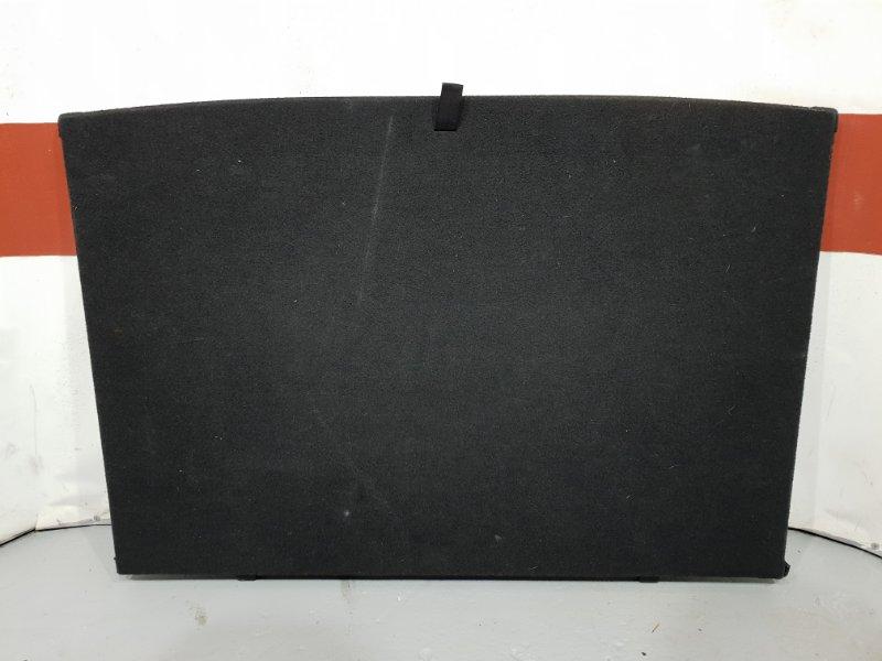 Панель пола багажника Honda Airwave GJ1 L15A 2005 задний (б/у)