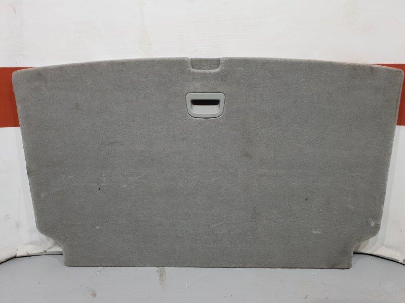 Панель пола багажника Toyota Opa ZCT10 1ZZ 2005 задний (б/у)