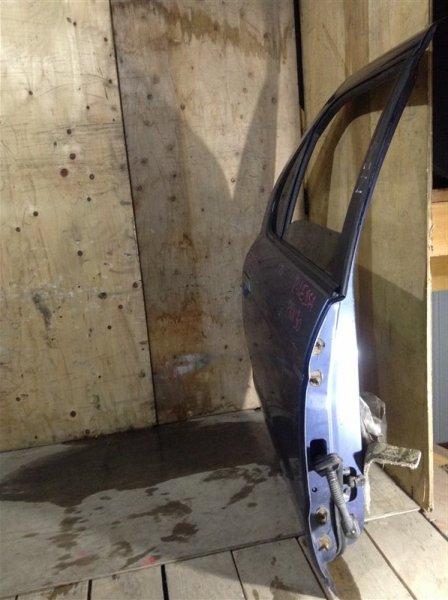 Дверь боковая Nissan R'nessa N30 задняя правая 71059 (+28.04.20) Вмятины (см. фото). 25В (б/у)