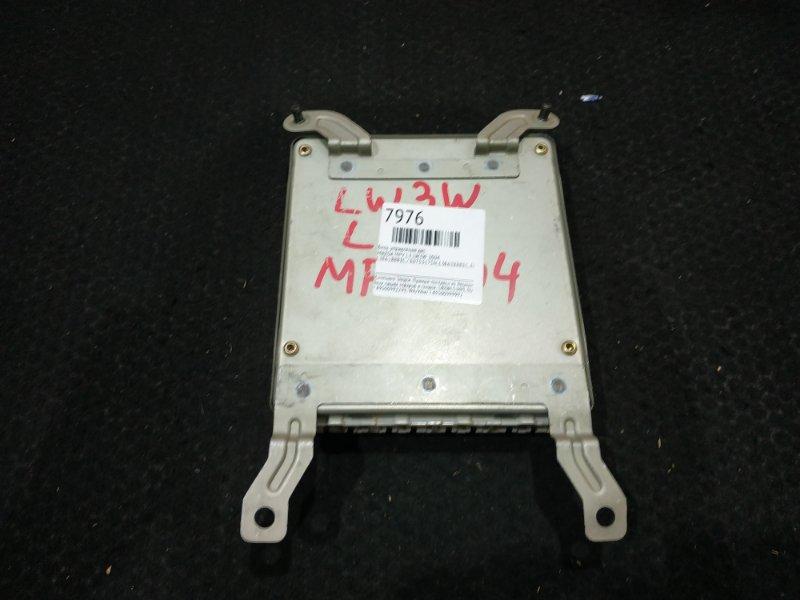 Блок управления двс Mazda Mpv LW3W L3 2004 L3E618881C / E6T53171H 16 ящик (б/у)