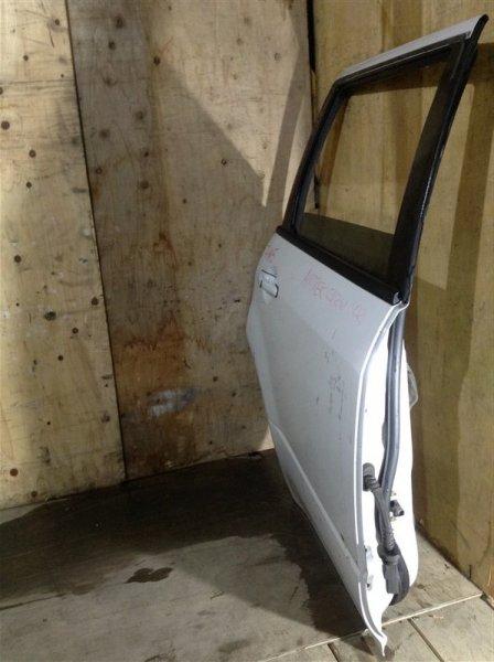 Дверь боковая Mitsubishi Airtrek CU2W 2002 задняя правая 71115 (+28.04.20) 28В (б/у)