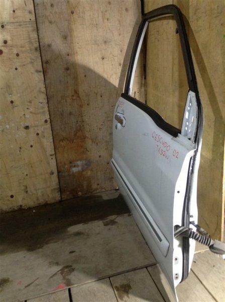 Дверь боковая Suzuki Grand Escudo TX92W 2002 передняя правая 70835 (+29.04.20) 11В Цена указана за голую  (б/у)