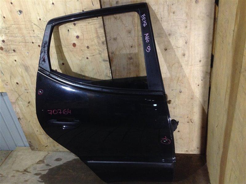 Дверь боковая Mercedes-Benz A-Class W168 2003 задняя правая 70764 (+29.04.20) Потертости (см. фото). 5В (б/у)