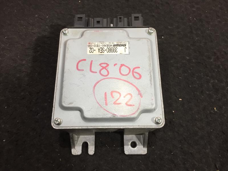 Блок управления рулевой рейкой Honda Accord CL8 K20A 2006 2 ящик (б/у)