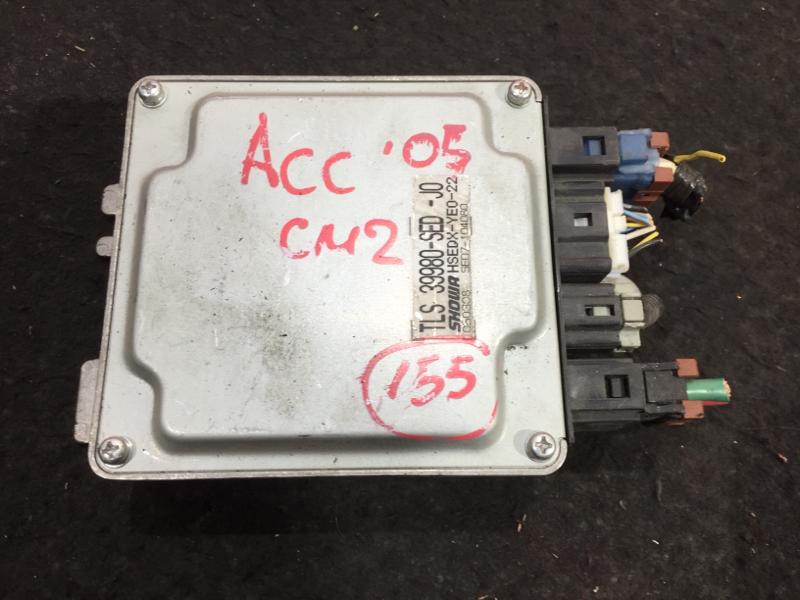 Блок управления рулевой рейкой Honda Accord CM2 K24A 2005 2 ящик (б/у)