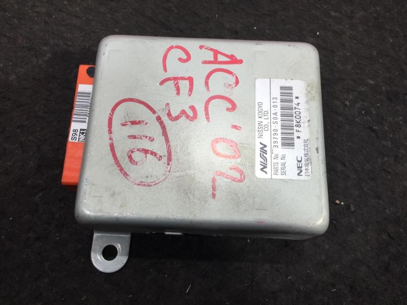 Блок управления abs Honda Accord CF3 F18B 2002 7 ящик. (б/у)