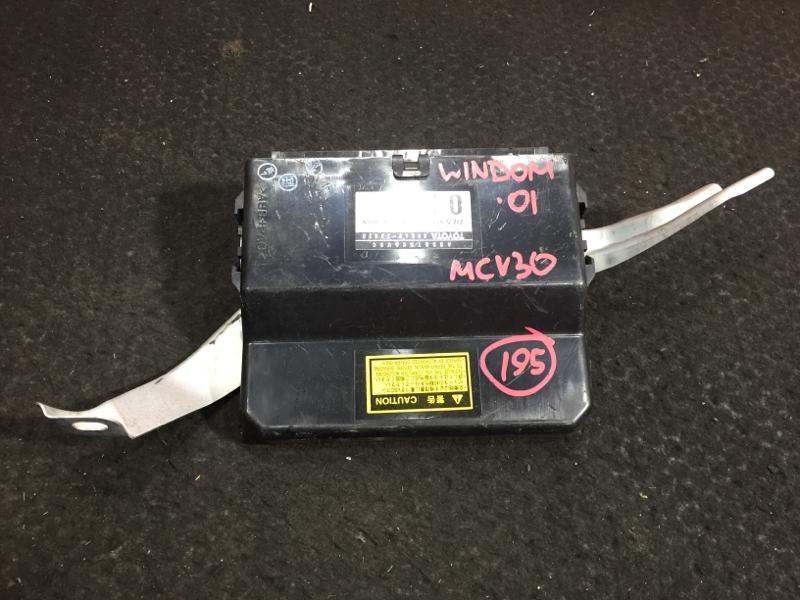 Блок управления abs Toyota Windom MCV30 1MZ 2001 45 ящик (б/у)