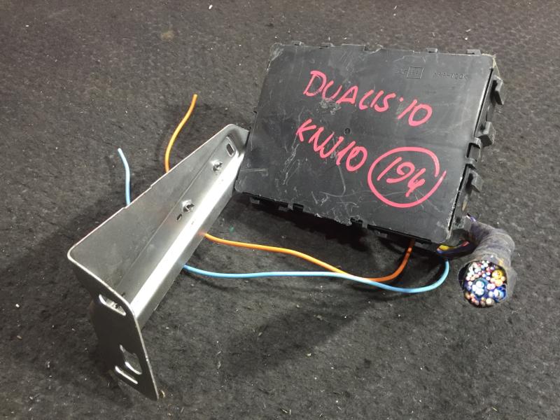 Блок электронный Nissan Dualis KNJ10 MR20DE 2010 6 ящик (б/у)