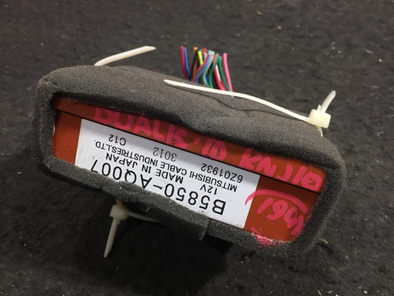 Блок управления парктроником Nissan Dualis KNJ10 MR20DE 2010 6 ящик (б/у)