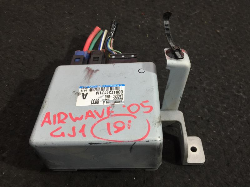 Блок управления рулевой рейкой Honda Airwave GJ1 L15A 2005 45 ящик (б/у)