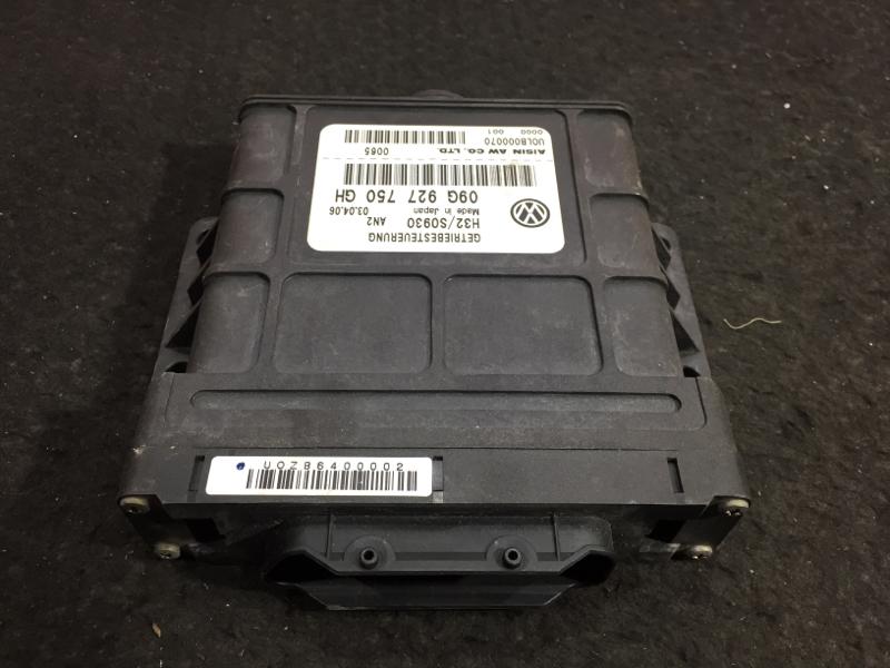 Блок управления акпп Volkswagen Polo 9N3 BTS 2007 11 ящик (б/у)