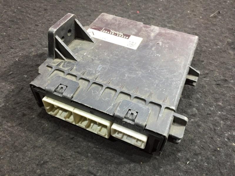 Блок электронный Toyota Land Cruiser URJ200 2007 43 ящик Блок управления климат-контролем. (б/у)