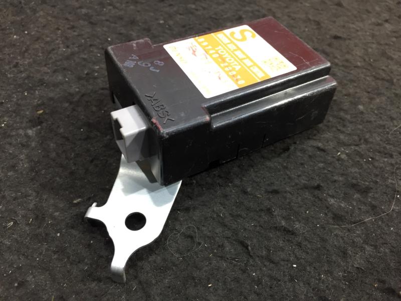 Блок управления дверями Toyota Allion ZRT260 2ZR 43 ящик (б/у)