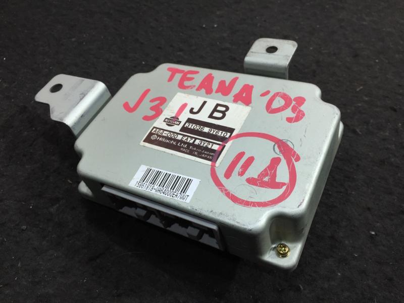 Блок управления акпп Nissan Teana PJ31 VQ23 2003 7 ящик (б/у)