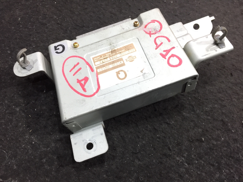 Блок управления акпп Nissan Bluebird Sylphy QG10 QG18 2000 7 ящик (б/у)
