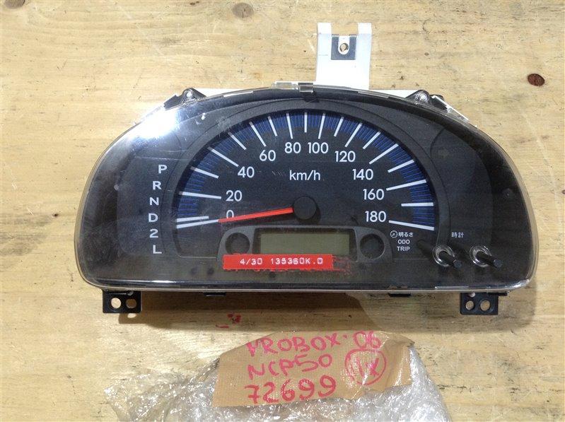 Панель приборов Toyota Probox NCP50 2NZ 2006 72699 (б/у)