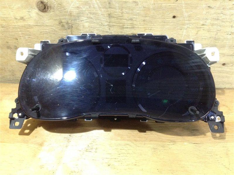 Панель приборов Toyota Mark X Zio GGA10 2GR 2008 72701 (б/у)