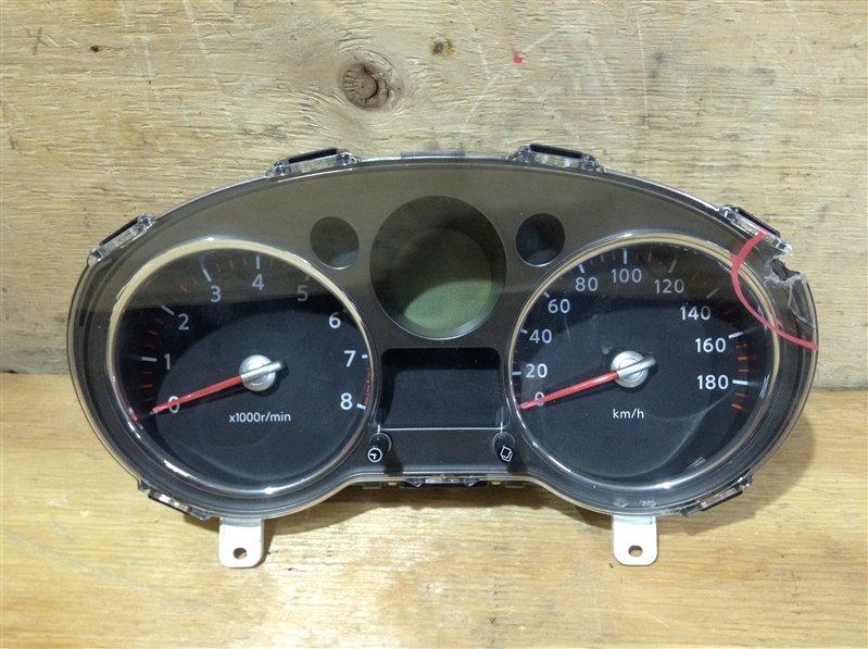 Панель приборов Nissan X-Trail TNT31 QR25DE 2008 72715 Дефект (см. фото). (б/у)