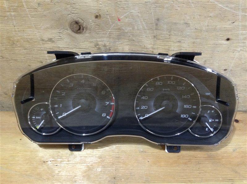 Панель приборов Subaru Outback BR9 EJ25 2009 72722 (б/у)