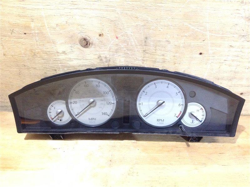 Панель приборов Chrysler 300C LX 3.5CSP 2008 72723 (б/у)