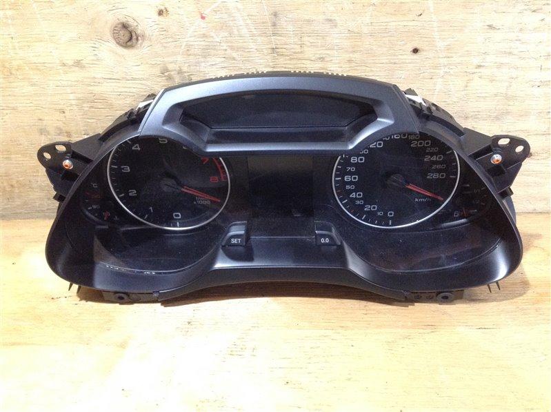 Панель приборов Audi A4 B8 CDH 2008 72724 (б/у)