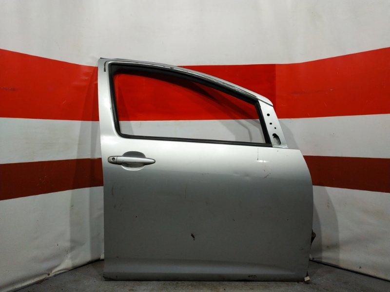 Замок двери Toyota Wish ANE10 2003 передний правый (б/у)