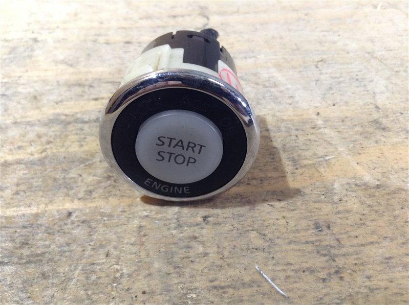 Кнопка запуска двигателя Nissan Teana J32 VQ25DE 2008 72556 (б/у)