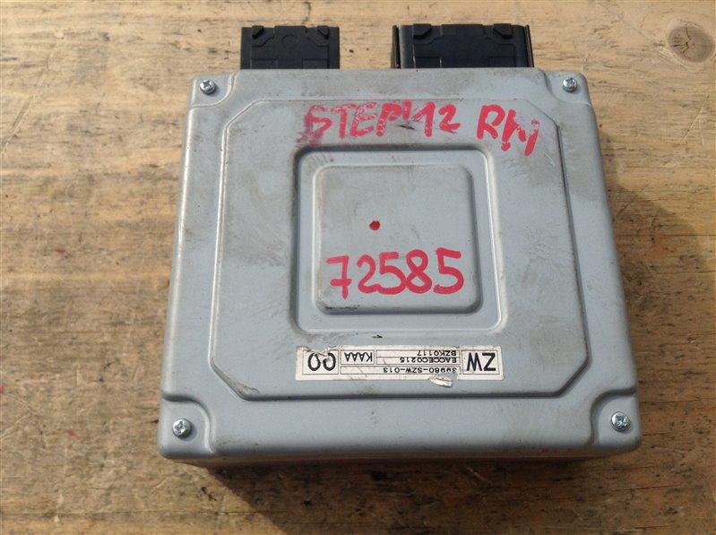 Блок управления рулевой рейкой Honda Stepwgn RK1 R20A 2012 72585, 39980-SZW-013, ECCEC0215, BZK0117 (б/у)