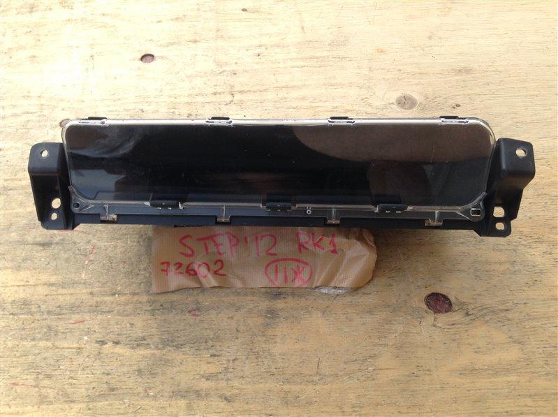 Часы Honda Stepwgn RK1 R20A 2012 72602, 79650-9410, HR-0395-001 (б/у)