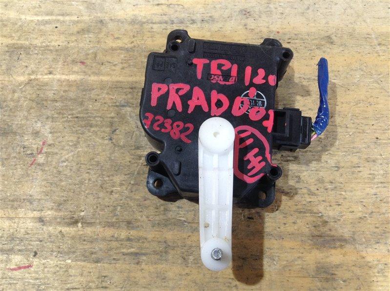 Мотор заслонки печки Toyota Land Cruiser Prado TRJ120 2TR 2007 72382 (б/у)