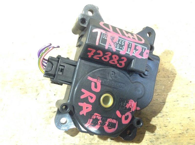 Мотор заслонки печки Toyota Land Cruiser Prado TRJ120 2TR 2007 72383 (б/у)