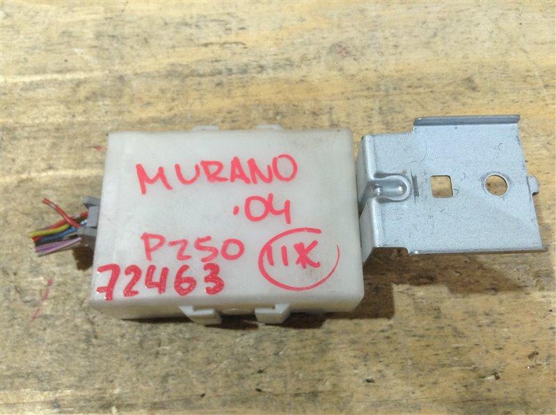 Блок управления дверями Nissan Murano PZ50 VQ35DE 2004 72463, 28540CB000 (б/у)