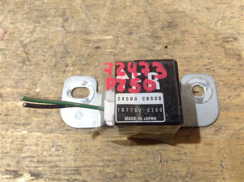 Датчик Nissan Murano PZ50 VQ35DE 2004 72473, 285B0CB000, 18770-0260 (б/у)